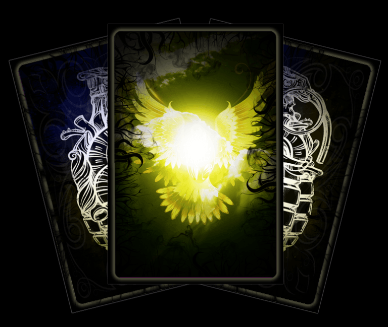 Tarot of the Cursed Hope
