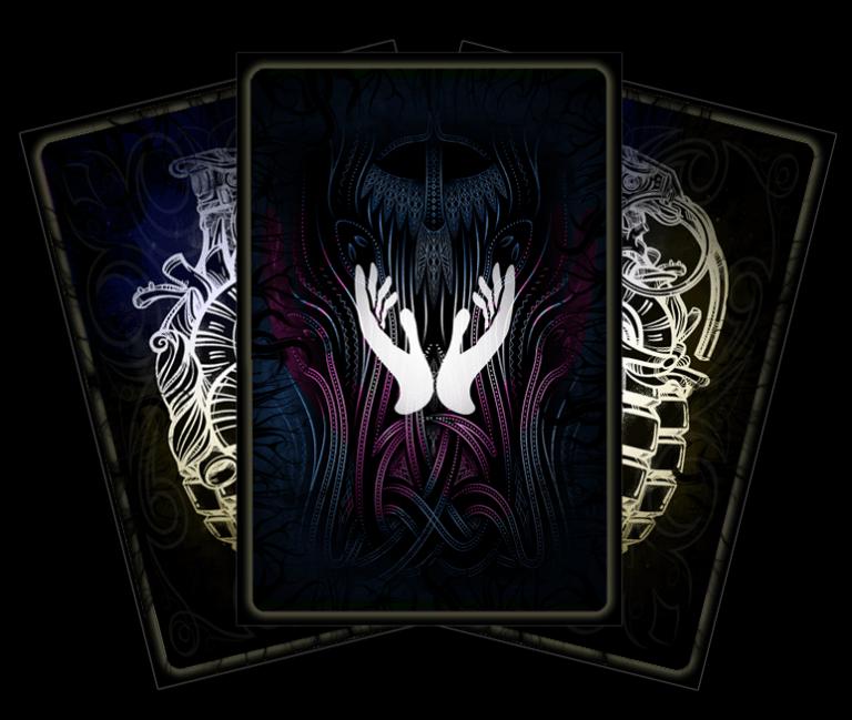 Tarot of Giving Hand