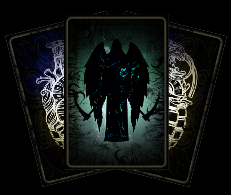 Tarot of the hidden truth