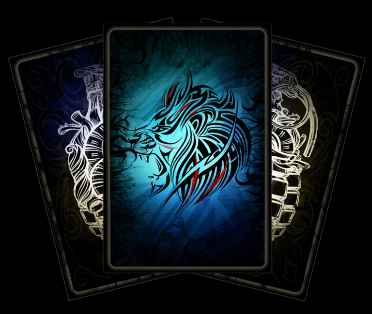 tarot of the hunted predator