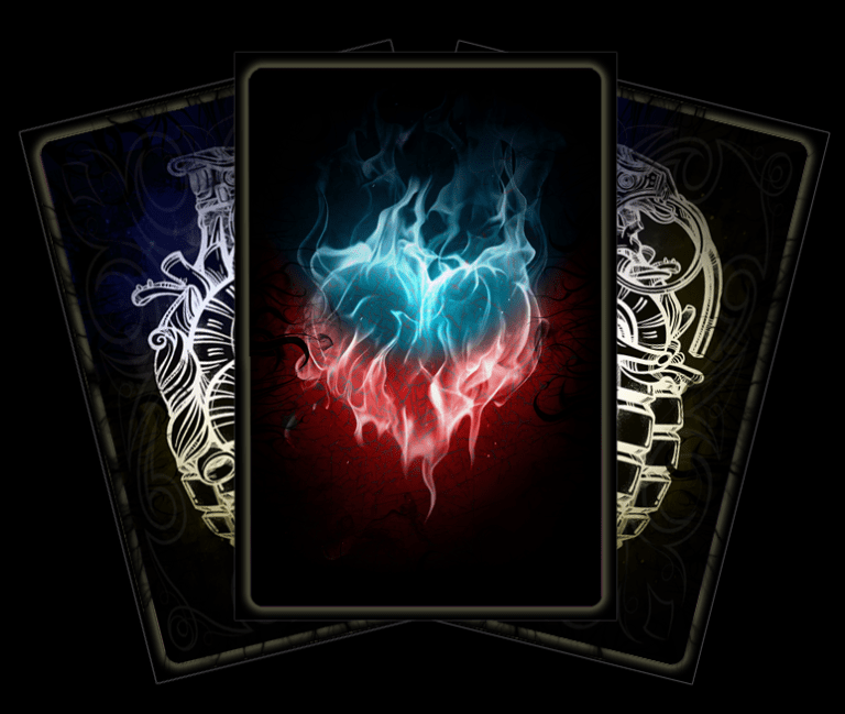tarot of the vengeful heart
