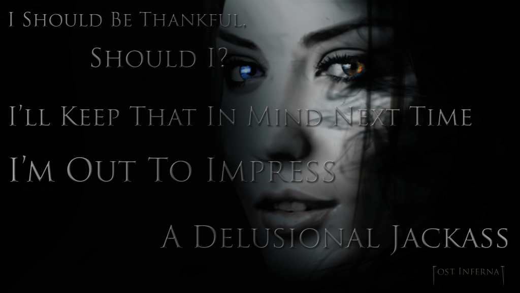 Wallpaper - Vampire Hunter Estellia Highlander - Lieutenant Wolf