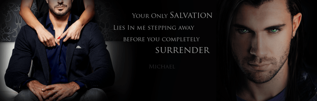 Paragon God, Michael Bayne - Your only salvation lies in me stepping away before you completely surrender