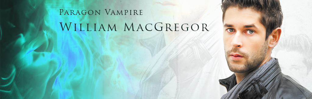 Paragon Vampire William MacGregor